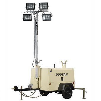 Doosan L8 Light Tower