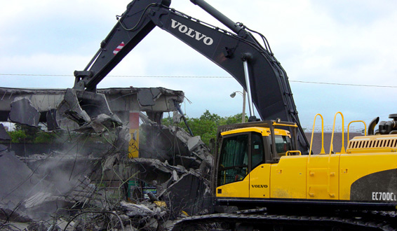 Volvo ec cld mcclung logan equipment company inc
