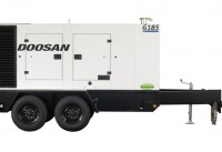 Doosan G185WJD-2A-T3 Portable Power Generator