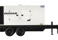 Doosan G290 Portable Power Generator