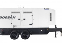 Doosan G325 Portable Power Generator
