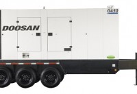 Doosan G450WCU-2B-T2 Portable Power Generator