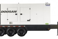 Doosan G570WCU-2C-T2 Portable Power Generator