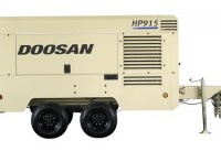 Doosan Air Compressor HP915