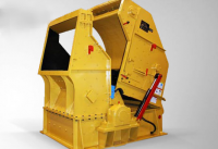 Trio Horizontal Impact Crusher