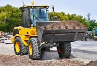 Volvo L30G Compact Wheel Loader
