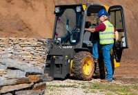 Volvo MC60C Skid Steer