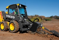 Volvo MC70C Skid Steer