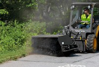 Volvo MC85C Skid Steer