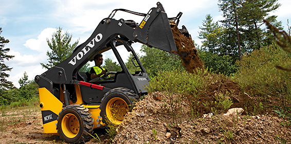 Volvo MC95C Skid Steer