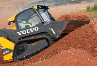 Volvo MCT85C All Terrain Skid Steer Loader