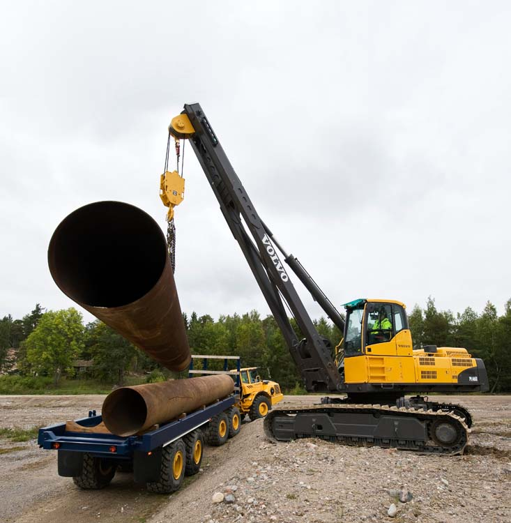 Volvo Pipelayer