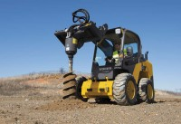 Volvo MC115C1 Skid Steer Loader