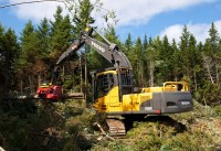 Volvo Tracked Forestry Carriers