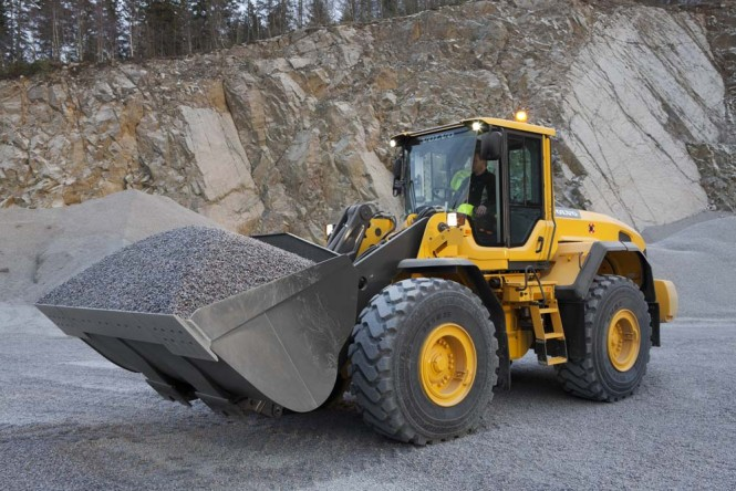 wheel at equipment information construction loader redesigned conexpo release volvo trends press introduces launches