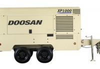 Doosan Air Compressor XP1000