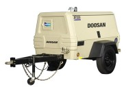Doosan Air Compressor XP200
