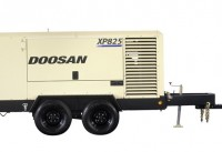Doosan Air Compressor XP825