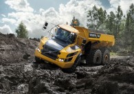 Volvo A40G Articulated Hauler