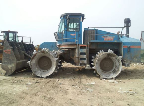 Aljon Landfill Compactors : Aljon equipment autos post