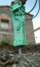 Montabert 900 Hydraulic Breaker