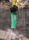 Montabert 501 Hydraulic Breaker