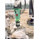 Montabert SC12 Hydraulic Breaker
