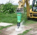 Montabert SC36 Hydraulic Breaker