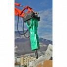 Montabert V45 Hydraulic Breaker