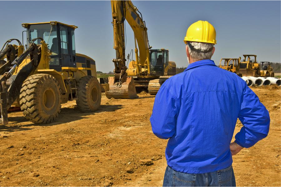 McClung-Logan knows the value of safety on a construction site