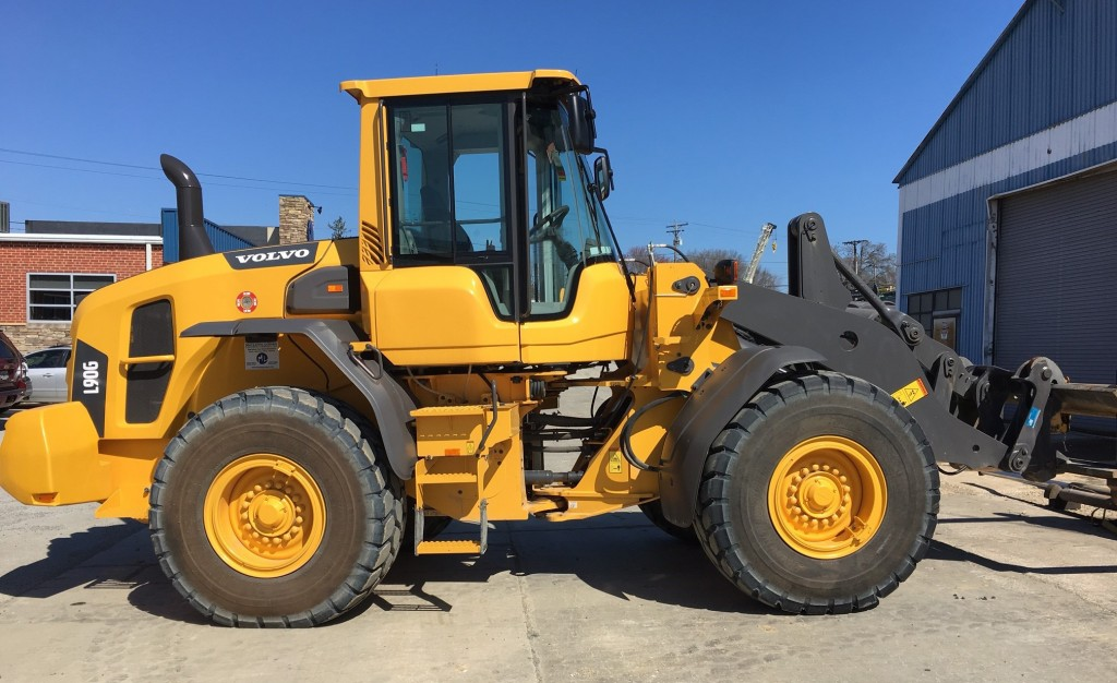 Get pre-owned construction equipment from McClung-Logan