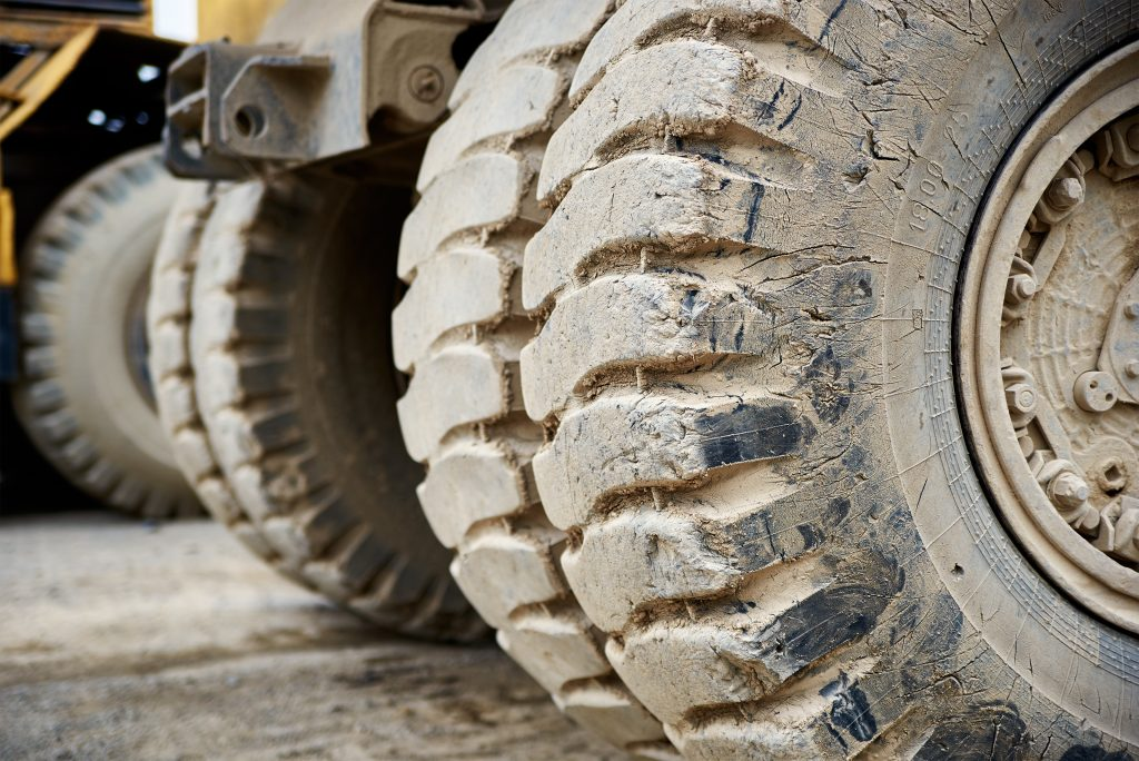 Learn the basics of tire selection for heavy equipment with McClung-Logan Equipment Company