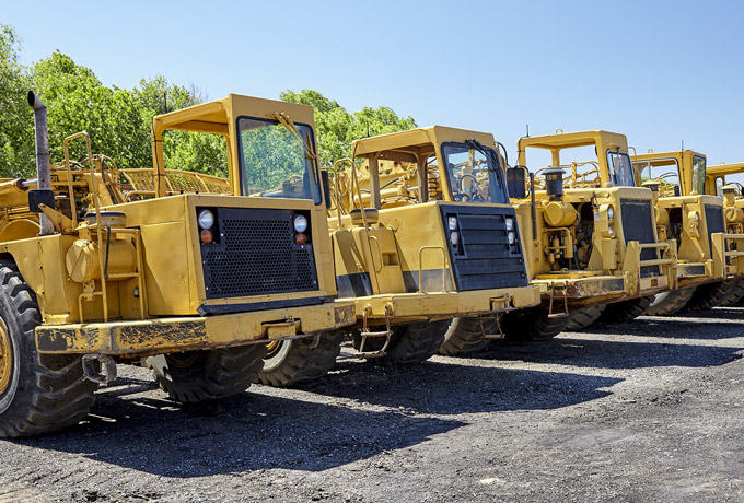 What you need to know before buying pre-owned heavy equipment
